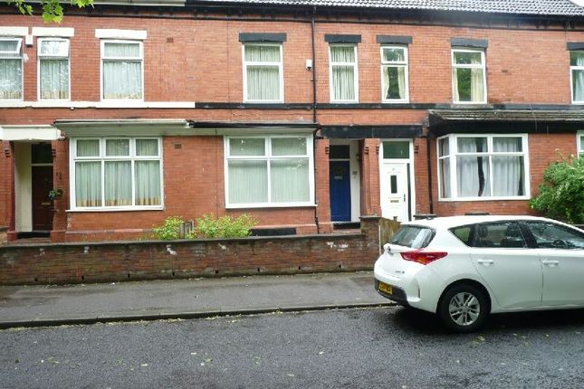 Thumbnail Terraced house for sale in Henrietta Street, Old Trafford, Manchester