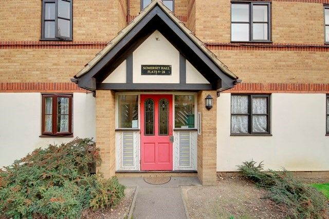 Thumbnail Flat for sale in Somerset Hall, Tottenham