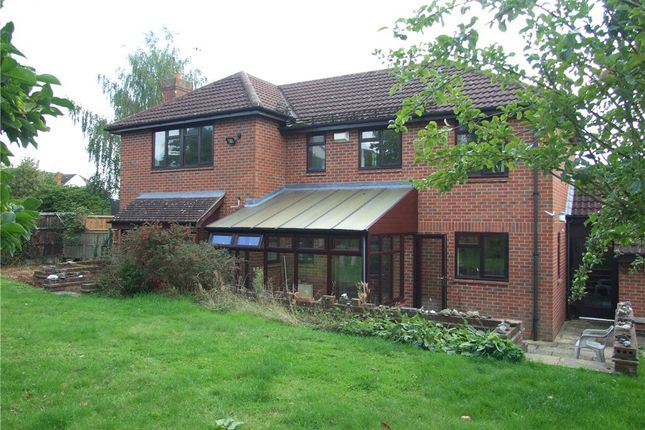 Rear Elevation of Lambley Drive, Allestree, Derby DE22