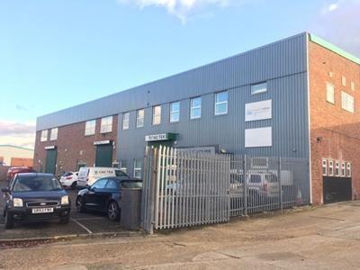 Thumbnail Light industrial to let in Consort House, Unit C, 42 Bone Lane, Newbury, Berkshire