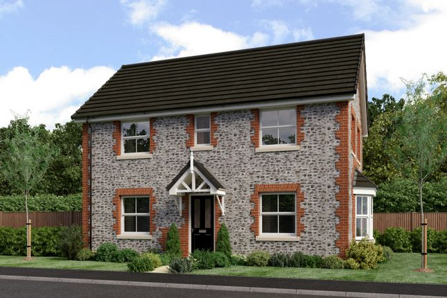 Thumbnail Detached house for sale in Clappers Lane, Bracklesham Bay