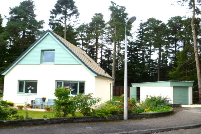 Thumbnail Detached house for sale in Orchil Crescent, Auchterarder