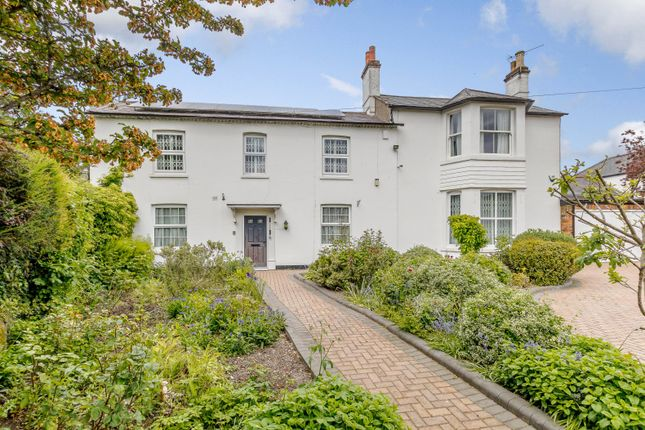 Thumbnail Detached house for sale in London Road, Marlborough, Wiltshire