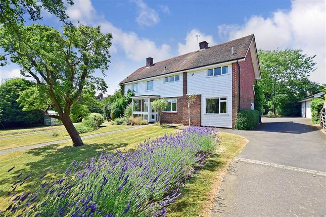 Thumbnail Detached house for sale in Bells Lane, Hoo, Rochester, Kent