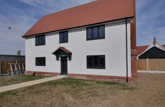 Thumbnail Detached house for sale in Tiptree, Essex