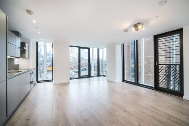 Thumbnail Flat for sale in Great Eastern Road, Stratford