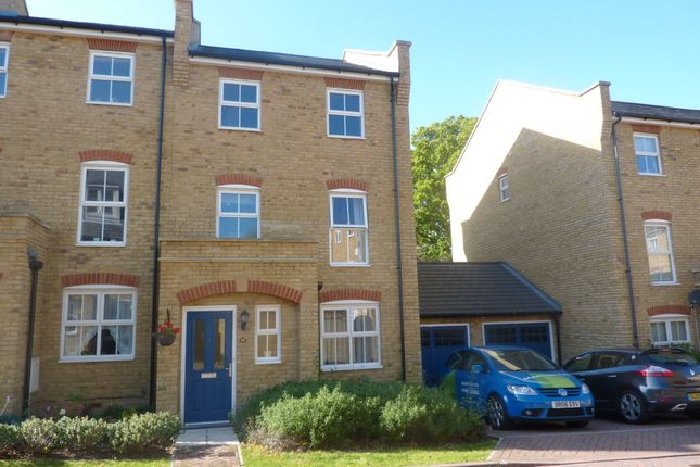 Thumbnail End terrace house to rent in Underwood Rise, Tunbridge Wells