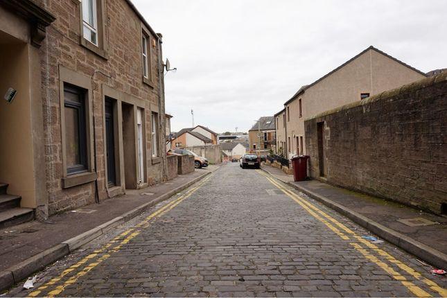 Street Scene of Mid Road, Dundee DD3