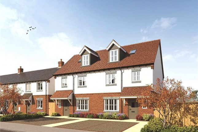 Thumbnail Semi-detached house for sale in The Mansfield, The Paddocks, Bourne End, Hertfordshire