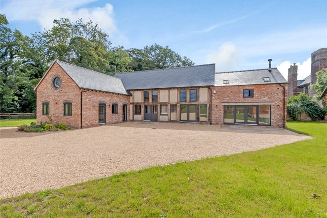 Thumbnail Detached house for sale in Great Fernhill Barns, Whittington, Oswestry, Shropshire