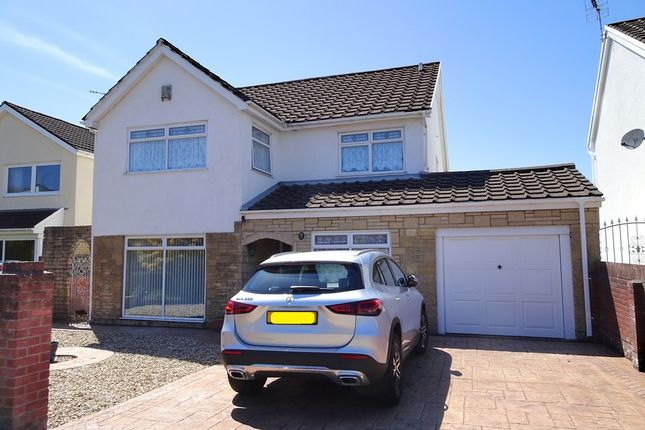 Thumbnail Detached house for sale in De Londres Close, Porthcawl