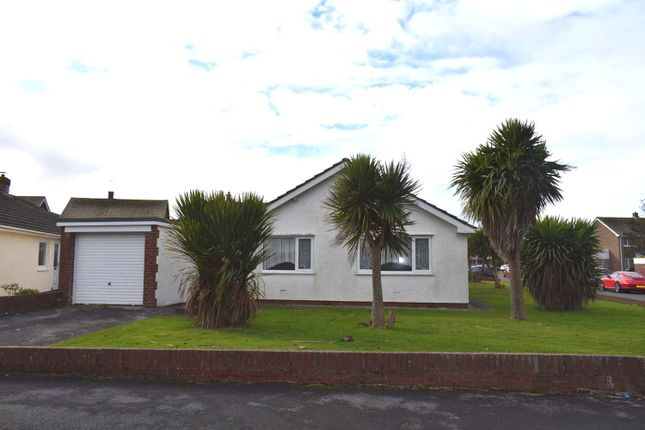 Thumbnail Detached bungalow for sale in The Whimbrels, Rest Bay, Porthcawl