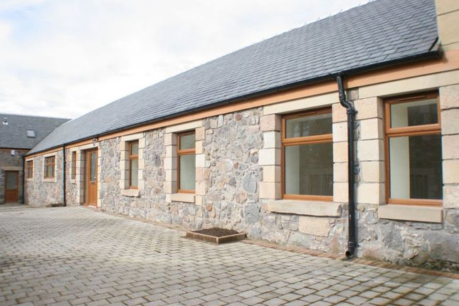 Thumbnail Bungalow for sale in The Bungalow, Burnside Farm Steadings, Old Greenock Road