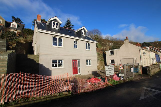 Detached house for sale in Goedwig Terrace, Goodwick