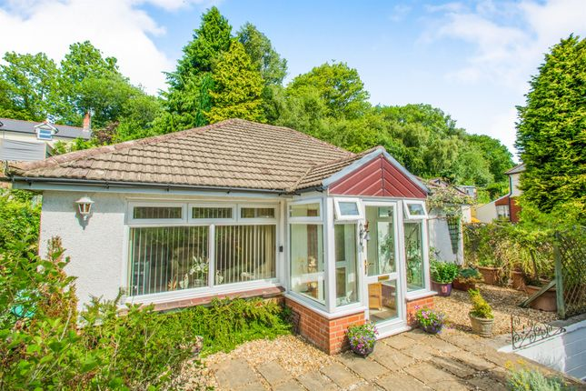 Thumbnail Detached bungalow for sale in Stoney Road, Garndiffaith, Pontypool