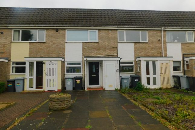 2 bed terraced house to rent in Greystone Park, Crewe CW1