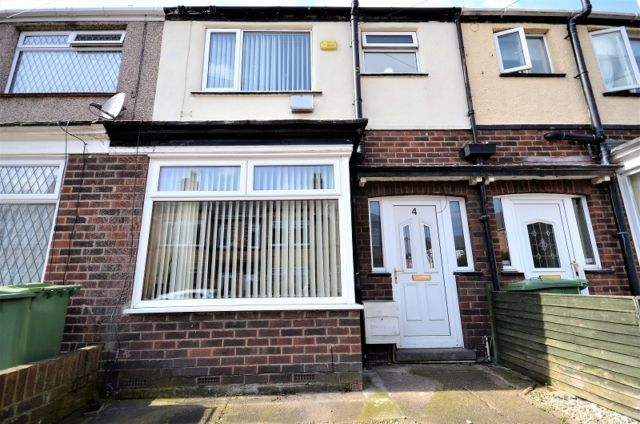 Thumbnail Terraced house to rent in Lombard Street, Grimsby