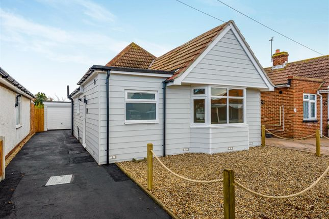 Thumbnail Detached bungalow for sale in Ingarfield Road, Holland-On-Sea, Clacton-On-Sea
