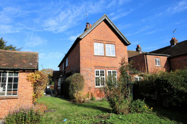 Thumbnail End terrace house to rent in High Street, Nettlebed, Henley-On-Thames
