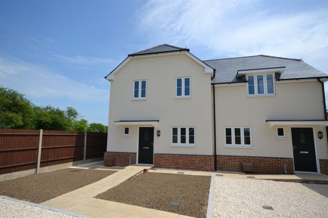 3 bed semi-detached house for sale in Windmill Place, Takeley, Bishop's Stortford