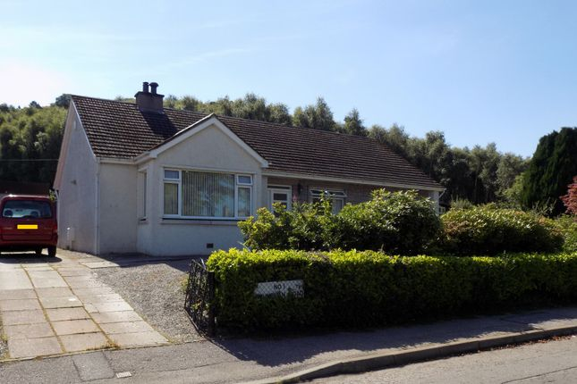 Thumbnail Detached bungalow for sale in 1 Drumduan Road, Forres