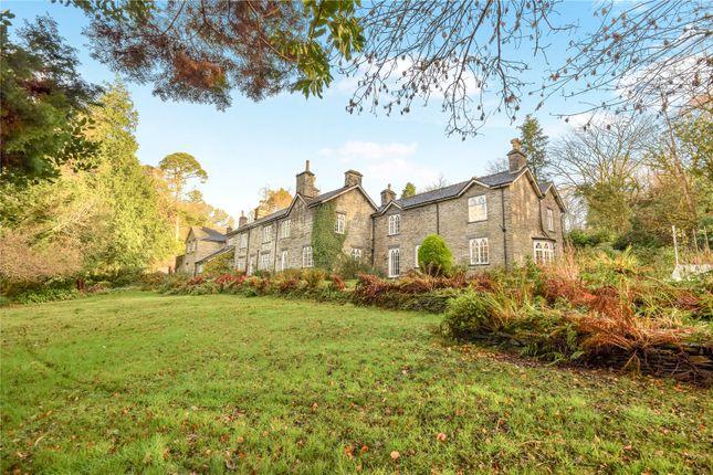 Thumbnail Detached house for sale in Glandyfi, Machynlleth, Powys