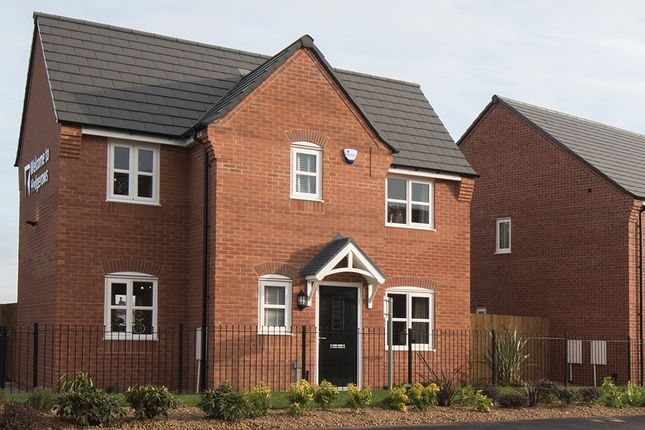 "Thumbnail Property for sale in ""The Blackthorne"" at Mooracre Lane, Bolsover, Chesterfield"