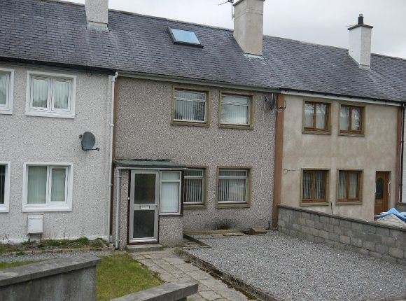 Thumbnail Terraced house to rent in Braehead Terrace, Dufftown, Keith