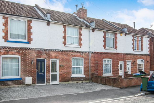 Thumbnail Terraced house for sale in Clarendon Road, Southampton