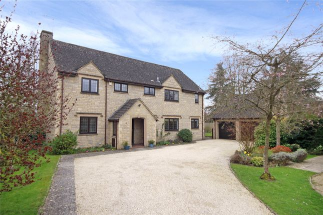 Thumbnail Detached house for sale in Orchard Close, Lechlade