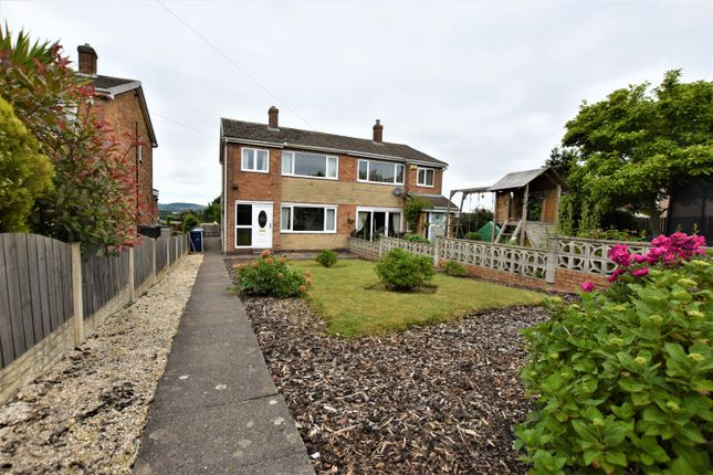 Thumbnail Semi-detached house for sale in Moor Ley, Birdwell, Barnsley