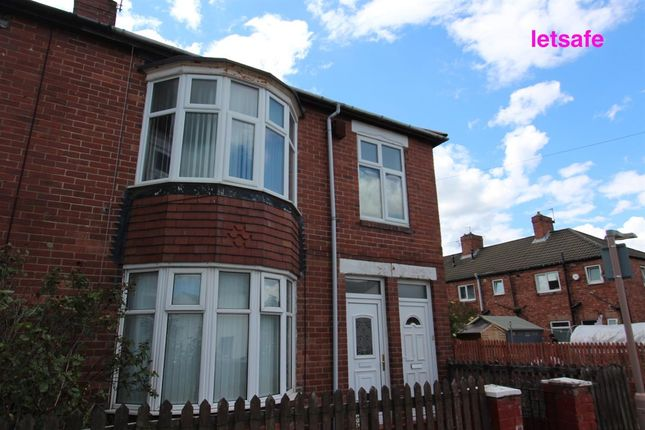 Thumbnail Flat to rent in Vimy Ave, Hebburn