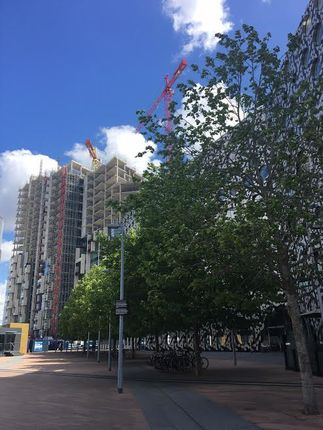 Thumbnail Flat for sale in East Parkside, London
