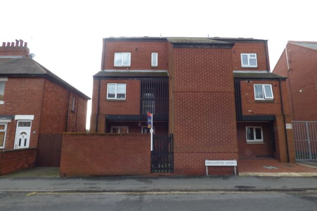 Thumbnail Flat to rent in Broughton Street, Beeston, Nottingham