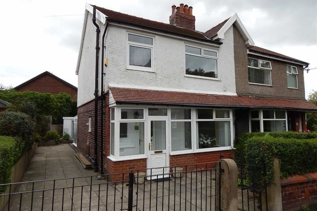 Thumbnail Semi-detached house for sale in Green Lane, Chinely, High Peak