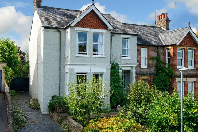 Thumbnail Semi-detached house for sale in Cross Oak Road, Berkhamsted