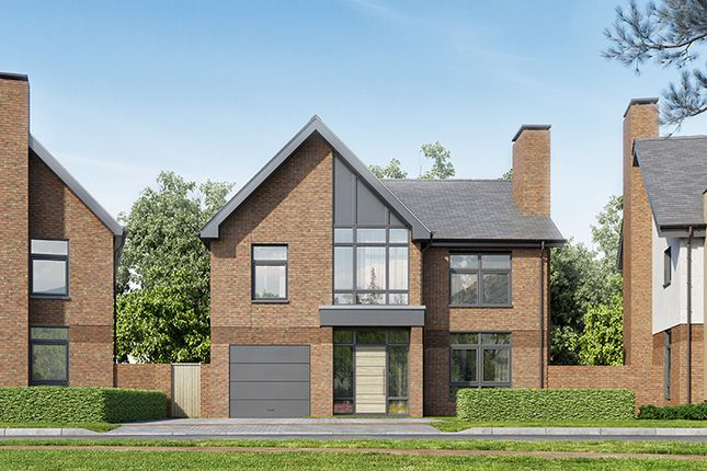 "Thumbnail Property for sale in ""Danbury"" at Kitsmead Lane, Longcross, Chertsey"