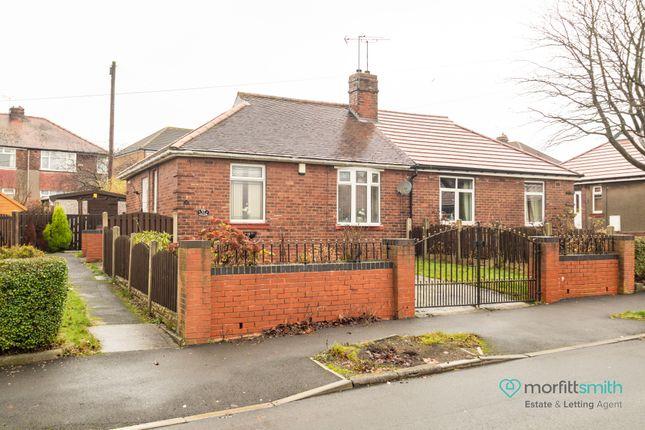 Thumbnail Semi-detached bungalow for sale in Ridgeway Drive, Gleadless, Sheffield, - No Chain