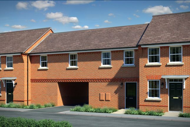 "Thumbnail Terraced house for sale in ""Wincham"" at Whetstone Street, Redditch"