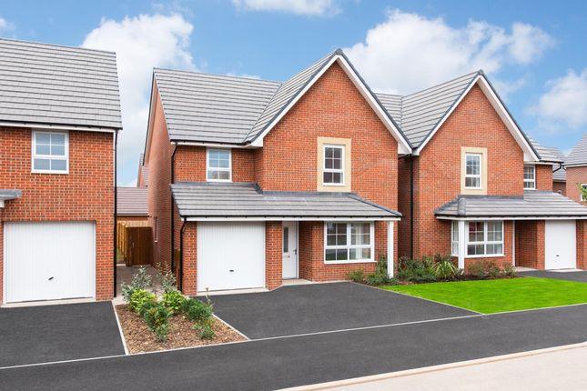 "Thumbnail Detached house for sale in ""Guisborough 1"" at Acacia Way, Edwalton, Nottingham"