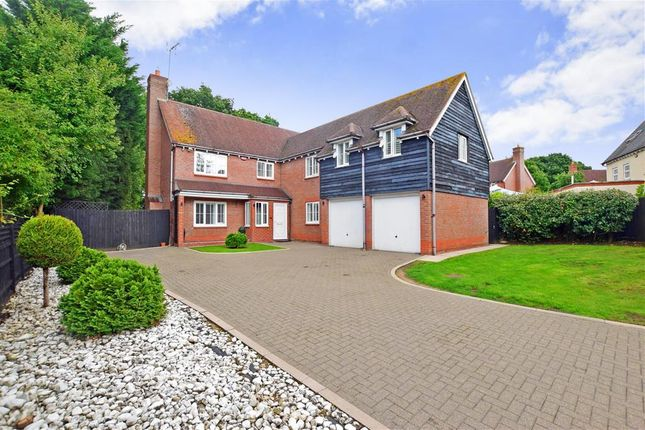 Thumbnail Detached house for sale in Tempest Mead, North Weald, Epping, Essex