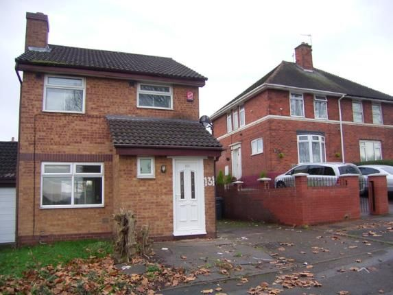 Thumbnail Detached house for sale in Glebe Farm Road, Birmingham, West Midlands