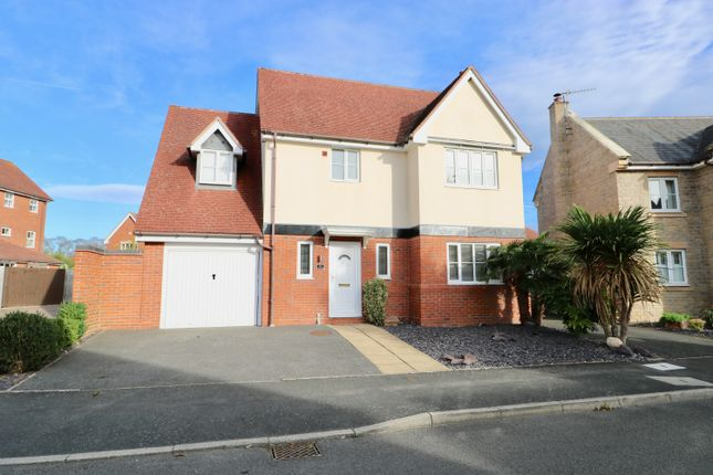 Thumbnail Detached house for sale in Wetherby Way, Stratford Upon Avon
