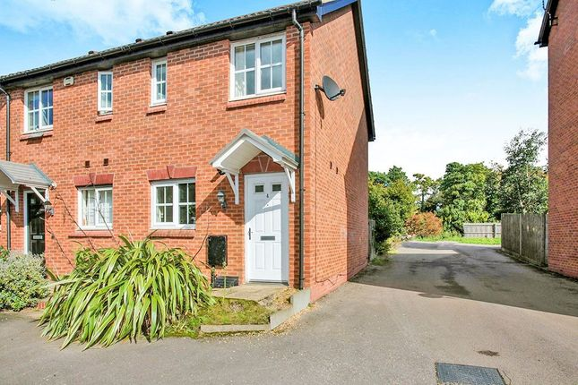2 bed terraced house for sale in The Evergreens, Nuneaton