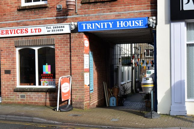 Restaurant/cafe to let in Trinity Street, Dorchester