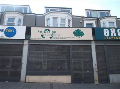 Thumbnail Retail premises to let in 84A Fowler Street, South Shields, South Tyneside