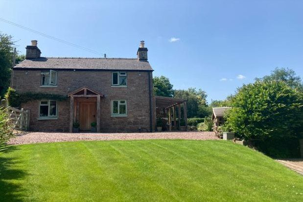 2 bed cottage to rent in Great Doward, Symonds Yat, Ross-On-Wye HR9