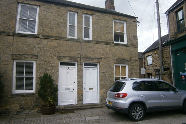Thumbnail Terraced house to rent in Hallgates, Hexham