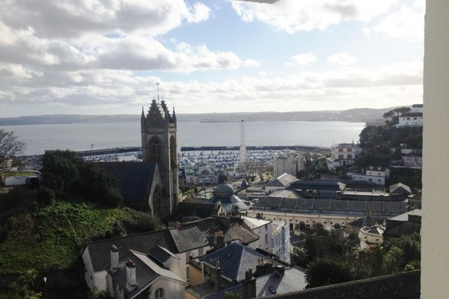 Thumbnail Flat to rent in Braddons Cliffe, Braddons Hill Road East, Torquay