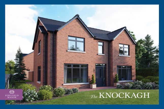 Thumbnail Detached house for sale in Fortfield Manor, Shore Road, Greenisland